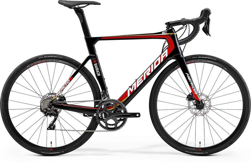 REACTO DISC 4000 Bahrain-Merida Team