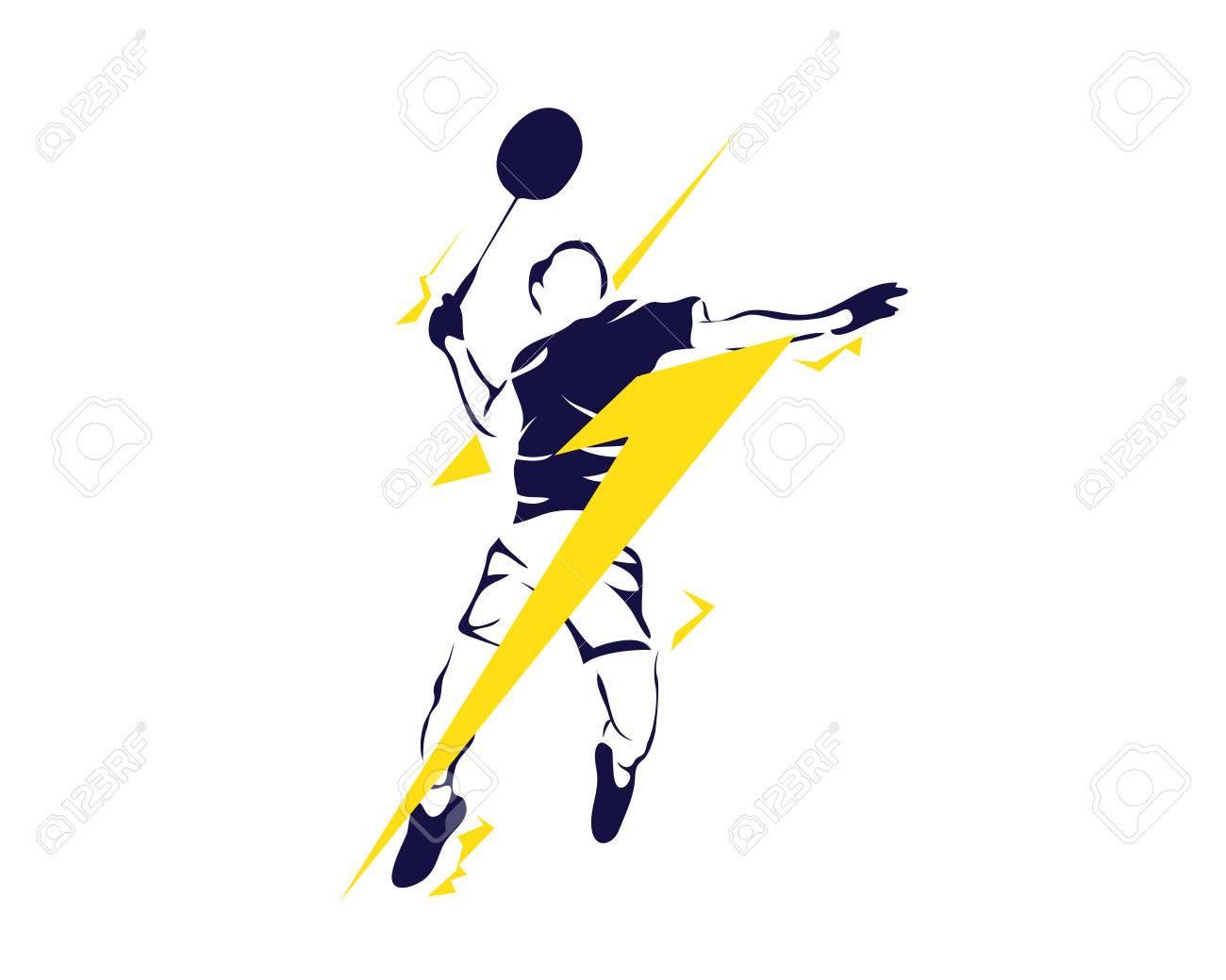 70678693-passionn-moderne-joueur-de-badminton-en-action-logo-super-smash-foudrejpg