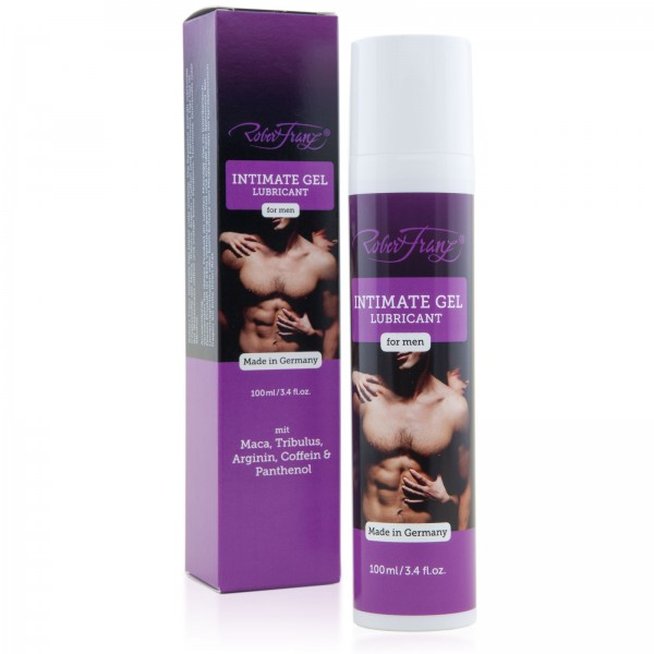 Intimate Gel Lubricant for men