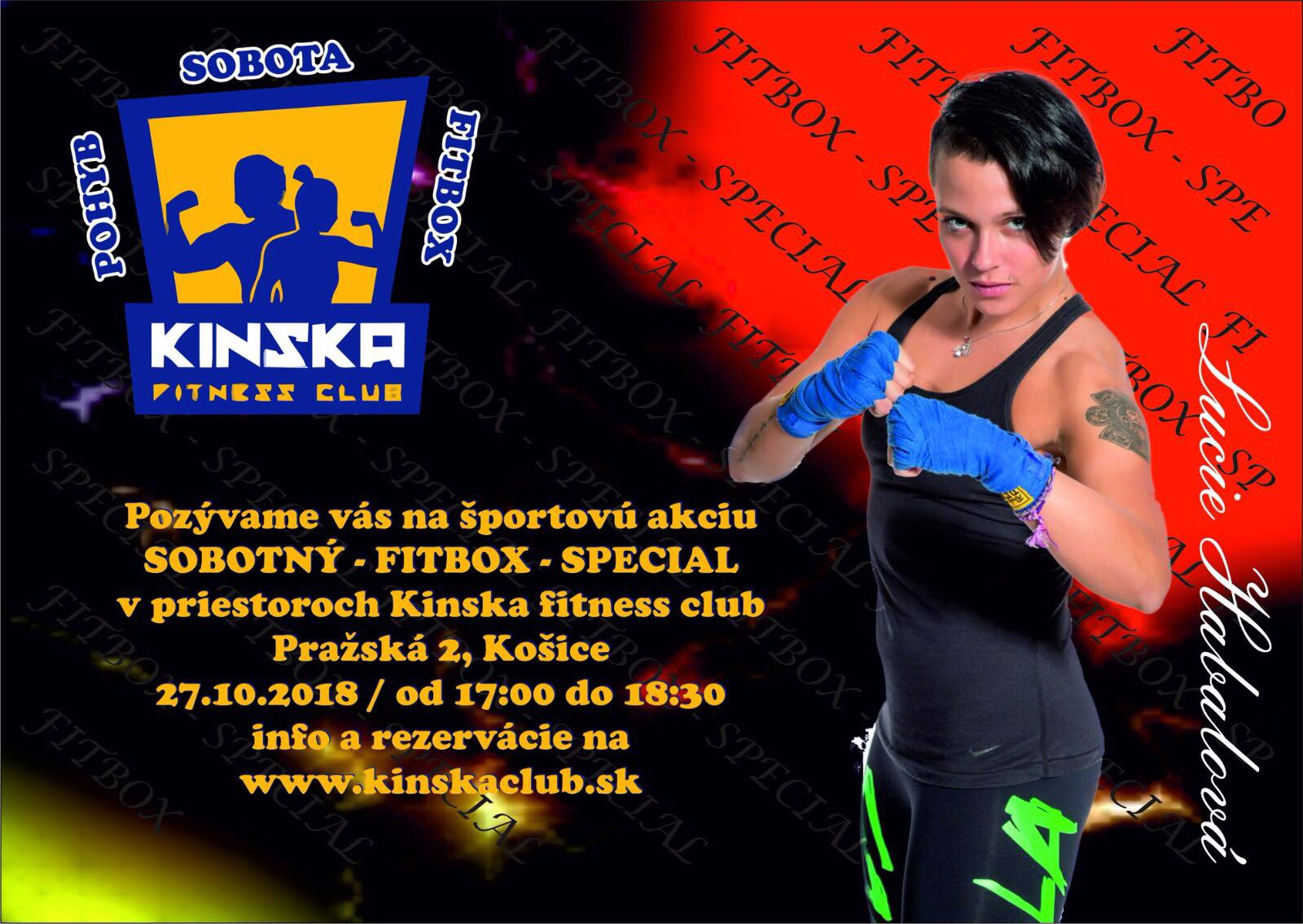 kinska fitness club