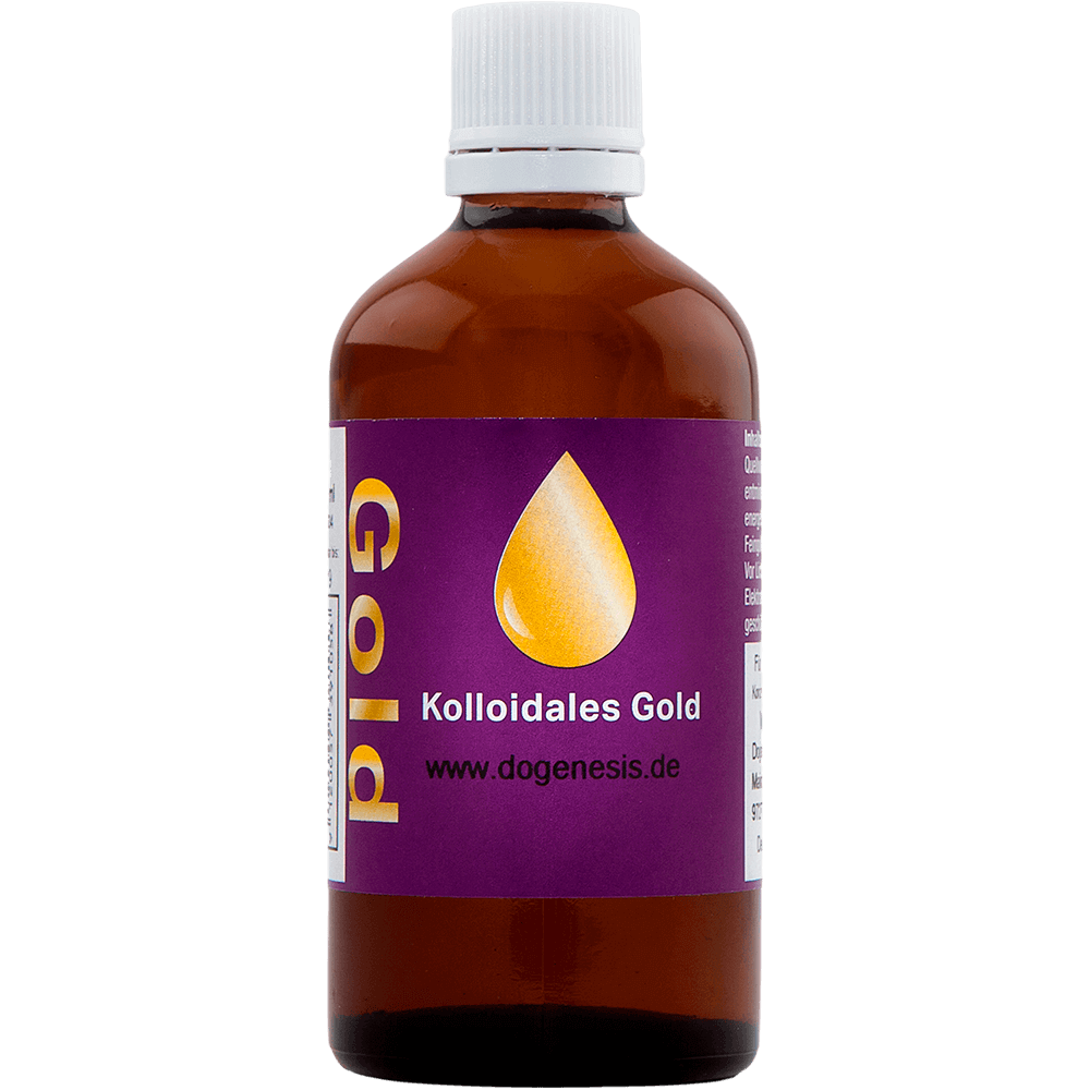 Kolloidales Gold 100ml